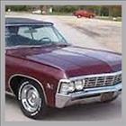 1967-1970 Impala/ Caprice