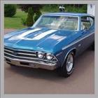 1968-1972 Chevelle/ SS/Malibu