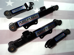 79-04 MUSTANG REAR TRAILING ARMS