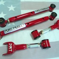91-96 B BODY IMPALA SS ADJUSTABLE EXTENDED REAR TRAILING ARMS