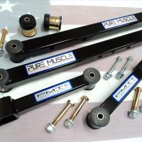 1991, 1992, 1993, 1994, 1995, 1996 B BODY IMPALA SS EXTENDED REAR TRAILING ARMS