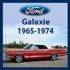 1965-1976 Ford Full Size Galaxie Torino Mark IV T-Bird Park Lane LTD