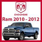 2010-2015 Dodge Ram